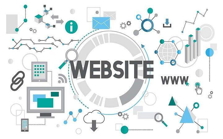 تعریف کامل و ساده وب سایت